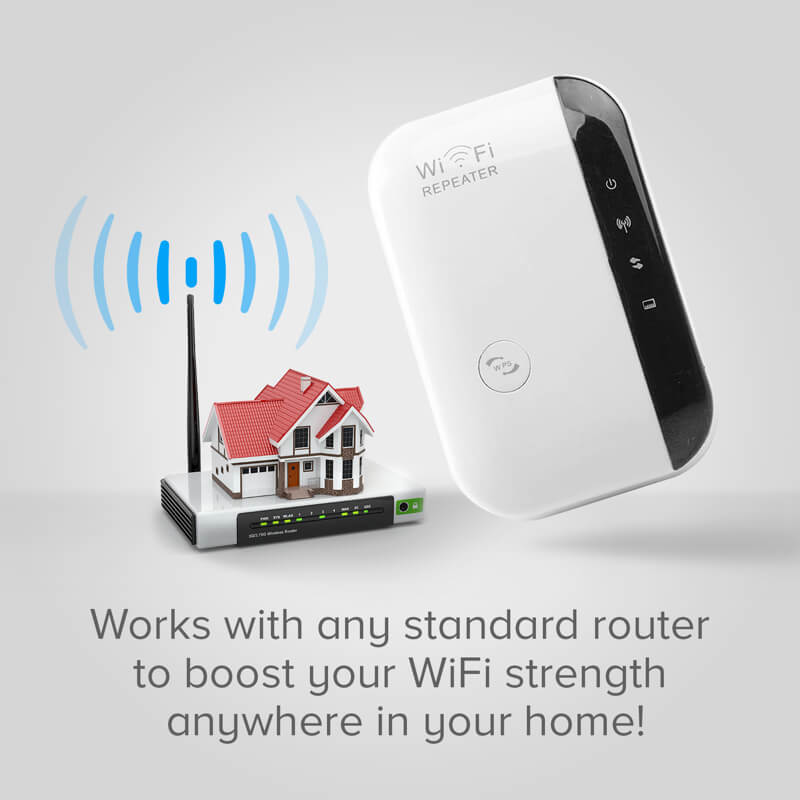 WiFi Extender and Internet Booster   WiFi Booster   DFYDaily